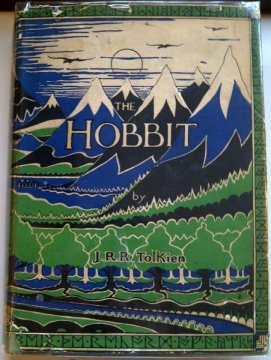 firstedition-hobbit-book photo